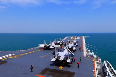 Tiongkok Picu Kekhawatiran Perang Baru dengan Taiwan