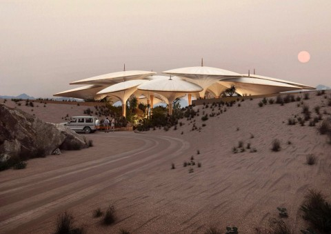 3 Berita Populer Properti, Hotel Mewah di Tengah Gurun hingga Mengubah HGB jadi SHM
