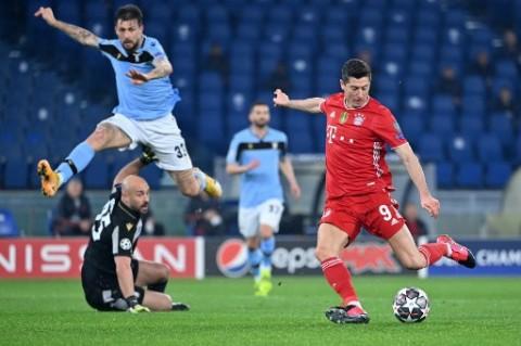Liga Champions: Lazio Terlalu Lemah bagi Juara Bertahan