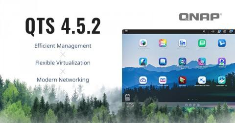 QNAP Rilis Update QTS 4.5.2, Bawa Sejumlah Peningkatan Fitur