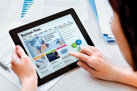 Separuh Penduduk Bumi Gunakan Internet 7 Jam Per Hari