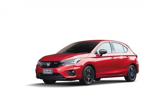 Sinyal Honda City Hatchback Bakal Masuk ke Indonesia