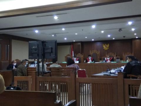 Pertemuan Suharjito-Staf Khusus Edhy Prabowo Diikuti Pemberian Uang