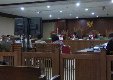 Edhy Prabowo Minta 8 Sepeda Senilai Rp118,4 juta
