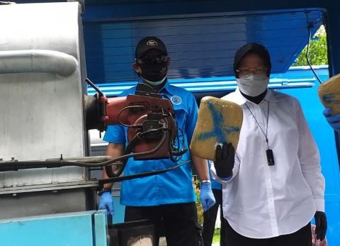 Mensos: Jumlah Korban Penyalahgunaan Narkoba Setara Warga Surabaya