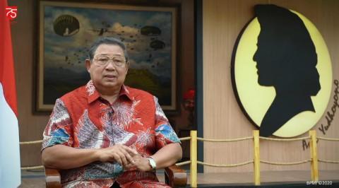 SBY Mengaku Difitnah Bintang 4 Sebagai Dalang Aksi 212