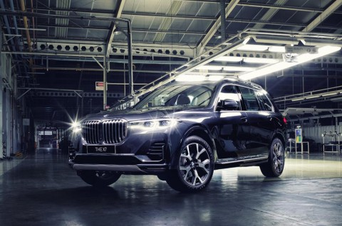 New BMW X7 Lahir Di Sunter, Harga Turun Rp100 Juta
