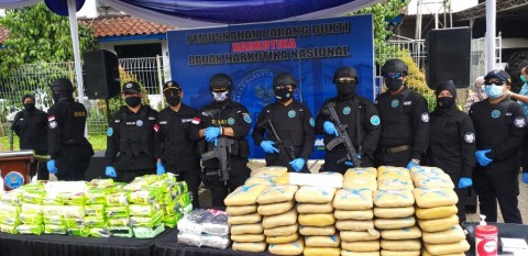 Modus Penyelundupan Narkoba Dalam Kemasan Makanan Kerap Dilakukan