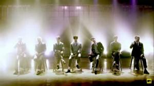 BTS Berikan Kejutan, Nyanyi Lagu