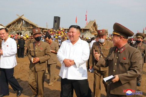 Kim Jong-un Inginkan Disiplin Keras dari Anggota Militer