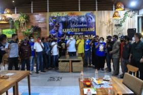 Jelang Piala Menpora, Polres Malang Koordinasi dengan Aremania