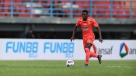 Borneo FC Perpanjang Kontrak Guy Junior