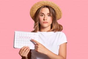 Menggambarkan Siklus Menstruasi pada Usia 20, 30, dan 40-an