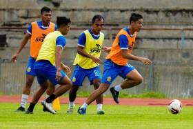 Gelar Latihan Perdana, Pelatih Bhayangkara FC Kaget