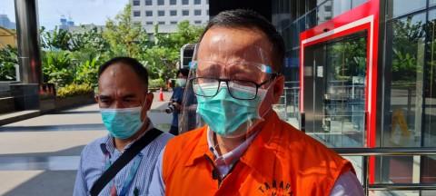 Uang Suap Ekspor Benur Diduga Mengalir ke Perusahaan Edhy Prabowo