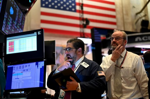 Investor Takut soal Ini, Dow Jones Ambles 559 Poin