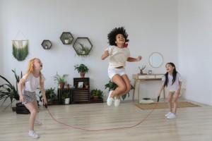 Sejumlah Manfaat Olahraga Lompat Tali