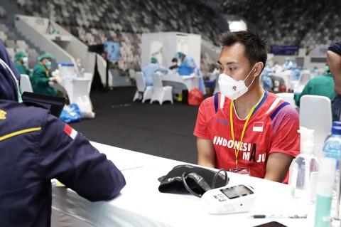 Usai Divaksin, Atlet PBSI Berharap Pandemi Segera Usai