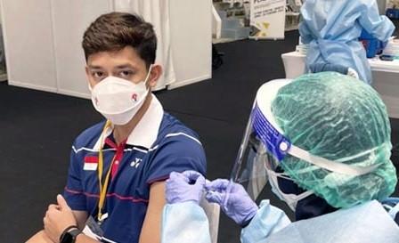 Vaksin Tahap Pertama, PBSI: Semua dalam Keadaan Baik