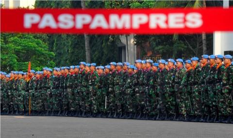 Balapan di Sekitar Istana Negara, Pengendara Moge Ditendang Paspampres