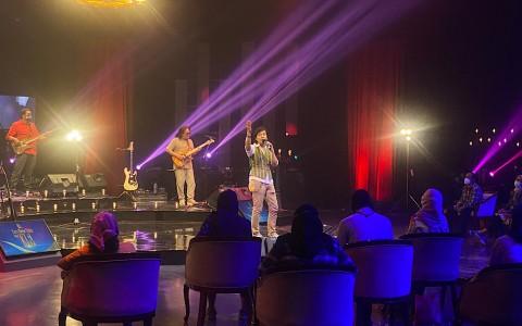 Konser Virtual KLa Project di Metro TV Penuh Cinta