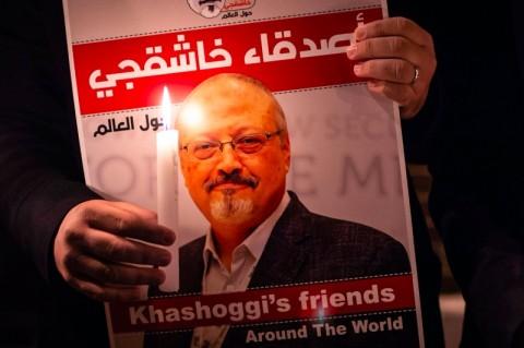 Laporan AS Sebut Putra Mahkota Saudi Terlibat Pembunuhan Khashoggi