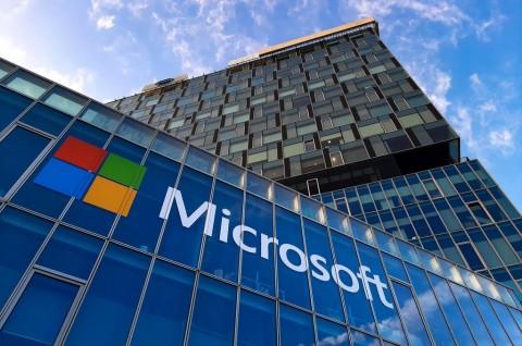 Microsoft Dirikan Pusat Data Pertama di Indonesia