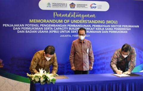 SMV Kemenkeu Berkolaborasi di Sektor Perumahan