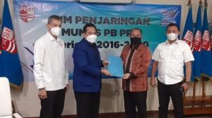 Wibisono Tunggu Komitmen Dukungan 26 Pengprov di Munas PRSI