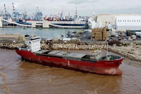 Ledakan Guncang Kapal Israel di Timur Tengah