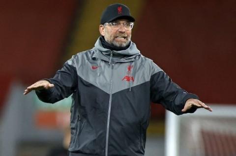 Badai Cedera Melanda Liverpool, Klopp tidak Tertarik Rombak Skuat
