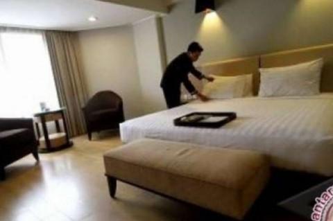 TPK Hotel Berbintang Sulut Masih Rendah Akibat Covid-19
