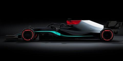 Bikin Penasaran, Mercedes F1 Ungkap Tipis-tipis <i>Livery</i> Anyar