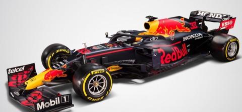 Mengenal RB16B, Mobil F1 Terbaru Red Bull di Musim 2021
