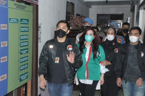 Jennifer Jill Minta Direhabilitasi di Lido Jawa Barat