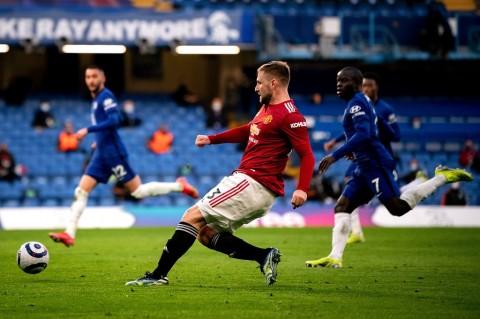 Chelsea vs MU: Meski Nihil Gol, Setan Merah Tambah Perkasa dalam Laga Tandang