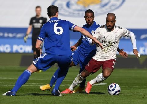 Hasil Liga Top Eropa Semalam: Arsenal Pecundangi Leicester, Milan Permalukan Roma