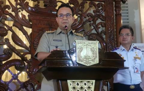 On This Day: Anies Bentuk Tim Tanggap Korona