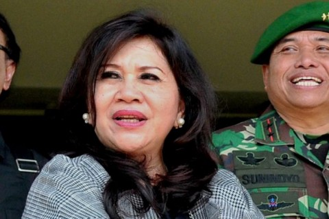 Evita Nursanty Pimpin KBPP Polri