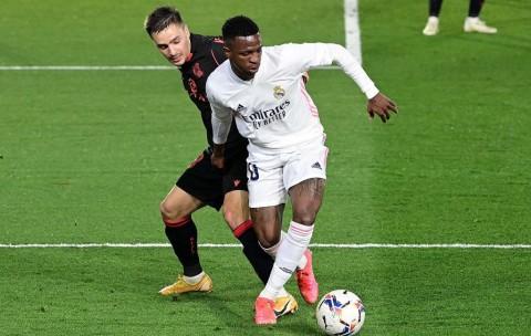 4 Fakta Menarik Usai Madrid Diimbangi Sociedad