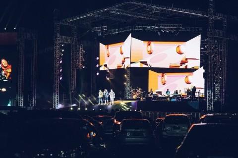 Setahun Pandemi Korona: Lahirnya Konser #dirumahaja dan Drive-in Concert