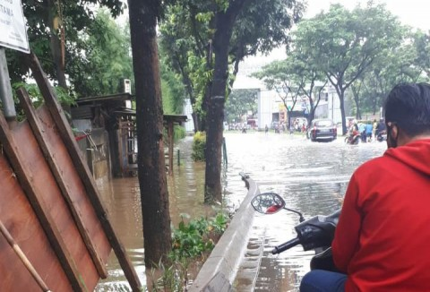 Gubernur Banten Ingin Andalkan Situ untuk Menanggulangi Banjir