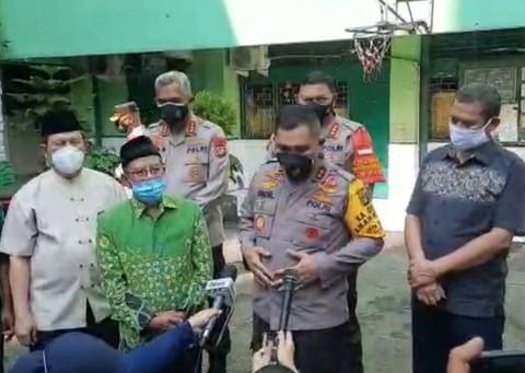 Kapolda Metro Minta Muhammadiyah dan NU Beri Siraman Rohani ke Polisi