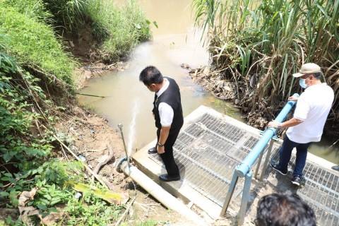 Herman Deru Resmikan PLTS untuk Pengairan Sawah di Muara Enim