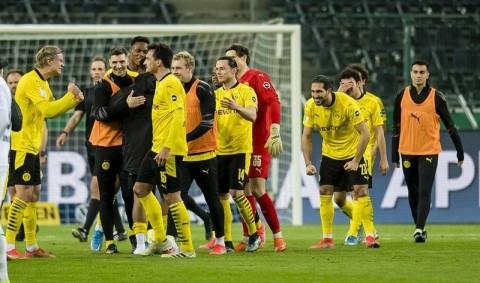 DFB Pokal: Tekuk M'gladbach, Dortmund Melaju ke Semfinal