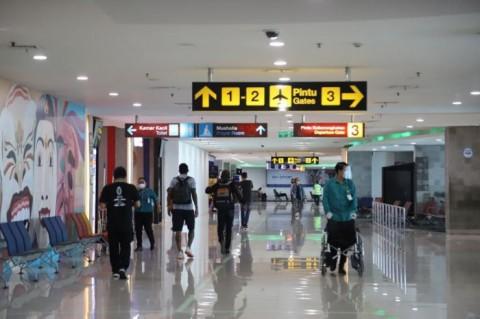 Bandara Ngurah Rai Hanya Layani 157 Ribu Penumpang selama Februari
