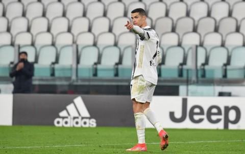 Cetak Gol, Ronaldo Catat Rekor Hebat