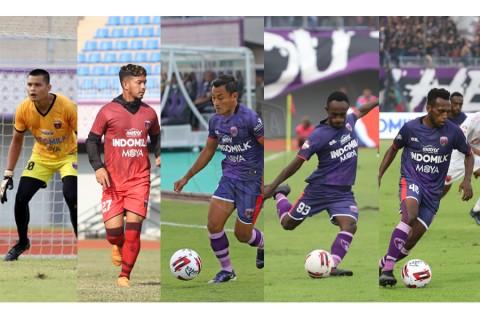 Persita Cuci Gudang Lepas 5 Pemain Jelang Piala Menpora 2021
