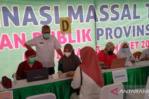 800 Guru di Kalimantan Barat Jalani Vaksinasi Tahap Dua