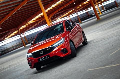 Honda City Hatchback Meluncur, Harga Masih Dirahasiakan